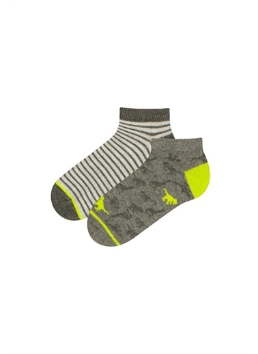 Penti 2'li Çorap Gri